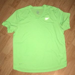 Men's Nike running shirt Sz L